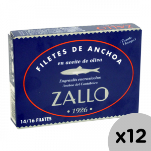 Cantabrian Anchovy Fillets BASIC 14/16f