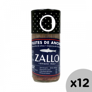 Cantabrian Anchovy Fillets BASIC
